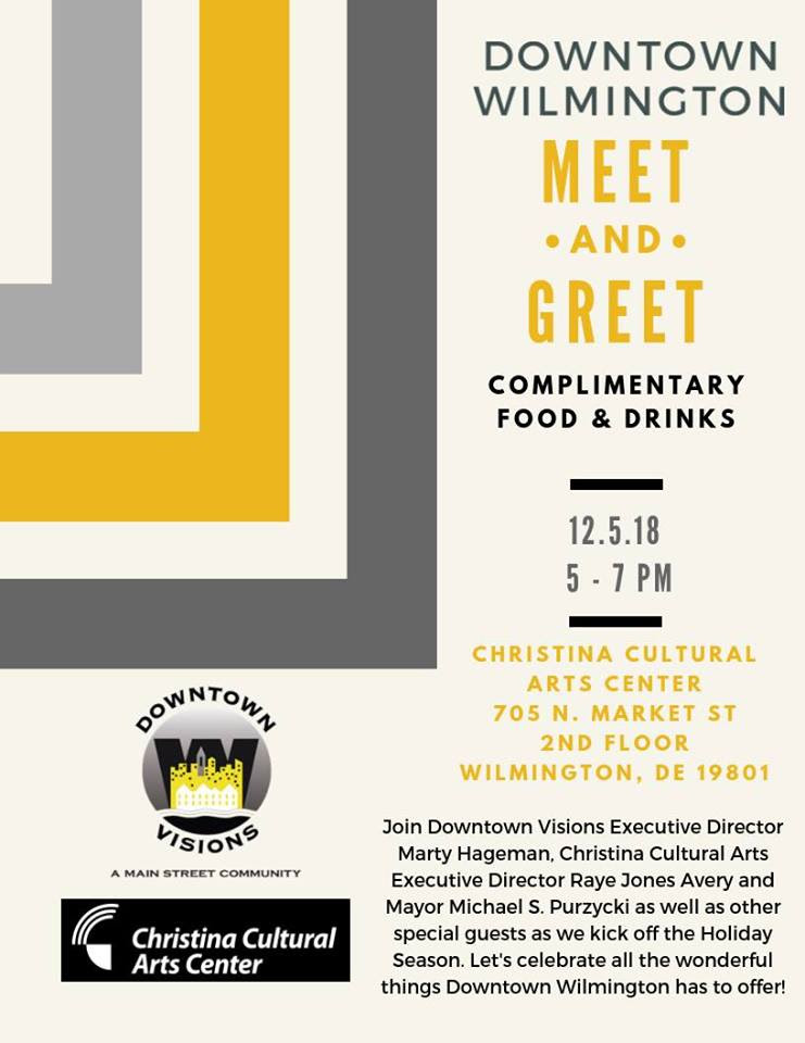 Downtown Visions Meet & Greet