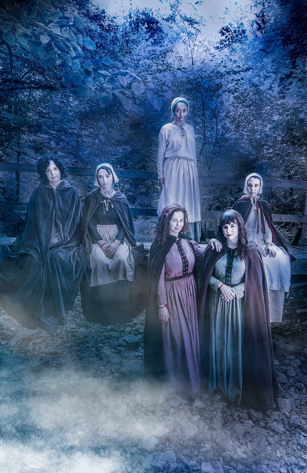 Afflicted: Daughters of Salem (2016)