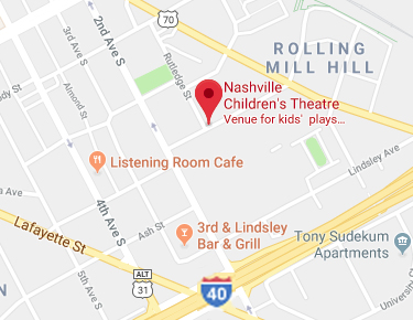 Downtown Nashville Location (Click for Directions)