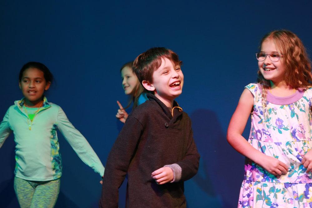 "Kids Company Show - ""Dr. Seuss!"""