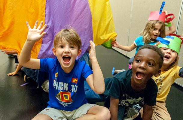 Summer Camps 2019 — Nashville Children's Theatre