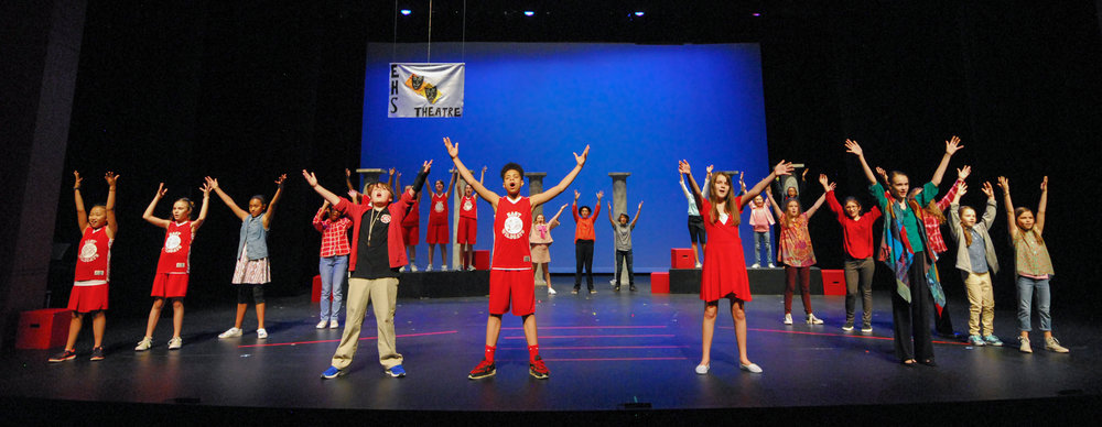 "Summer 2018 Production ""High School Musical Jr."""