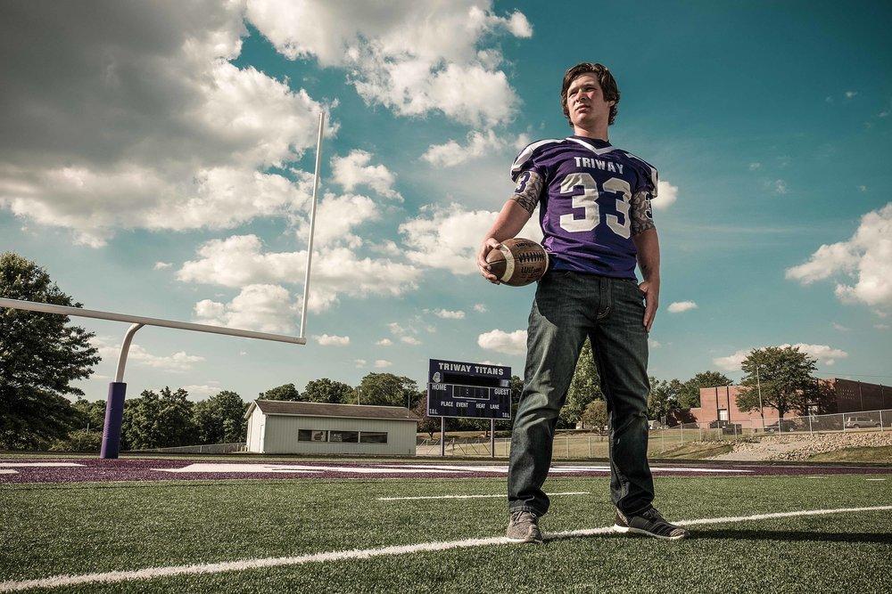 Dylan - Triway High School