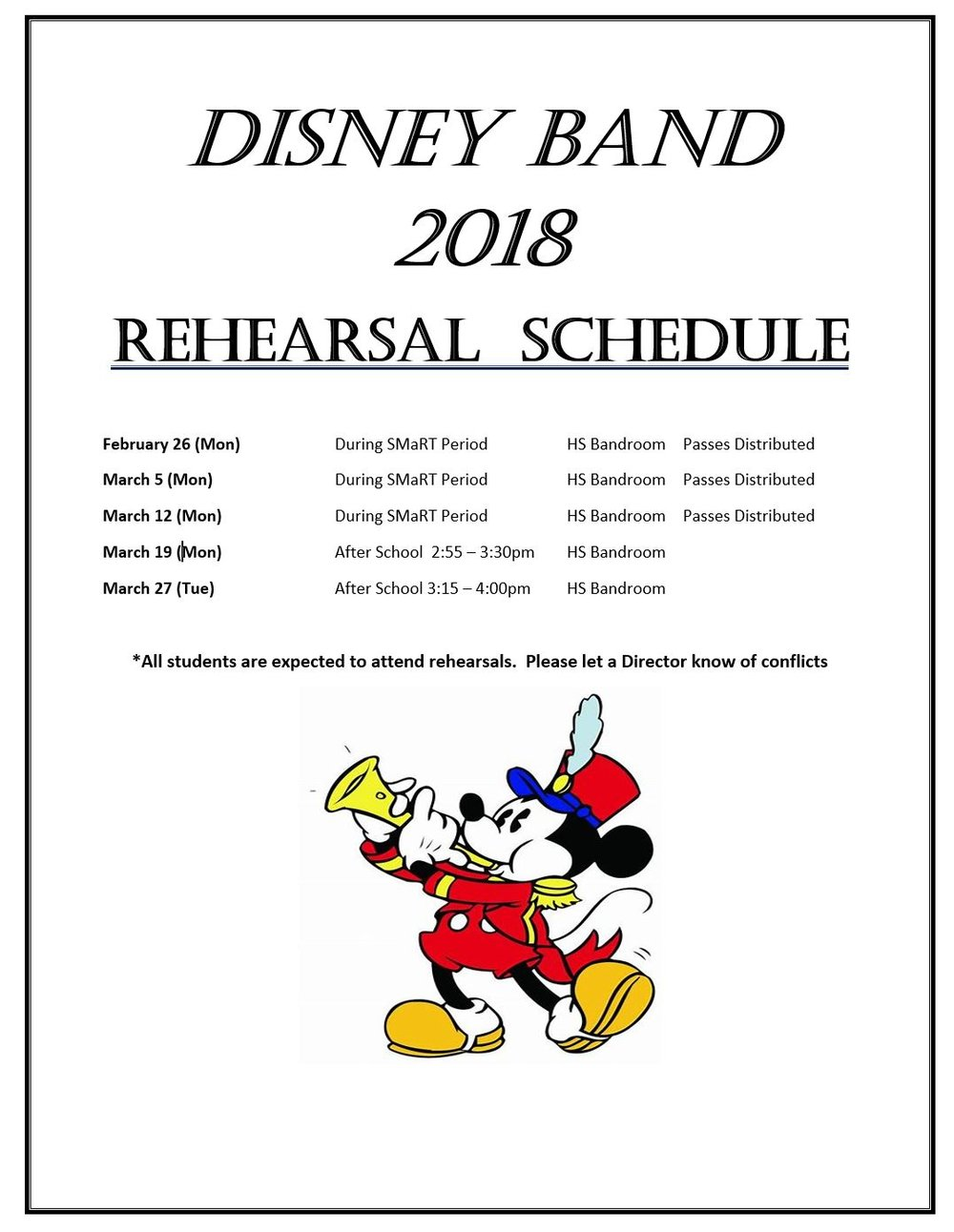 disney band rehearsal schedule.JPG