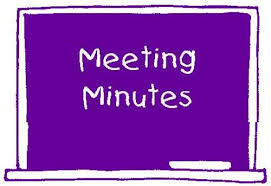Click the dates below to view the meeting minutes
