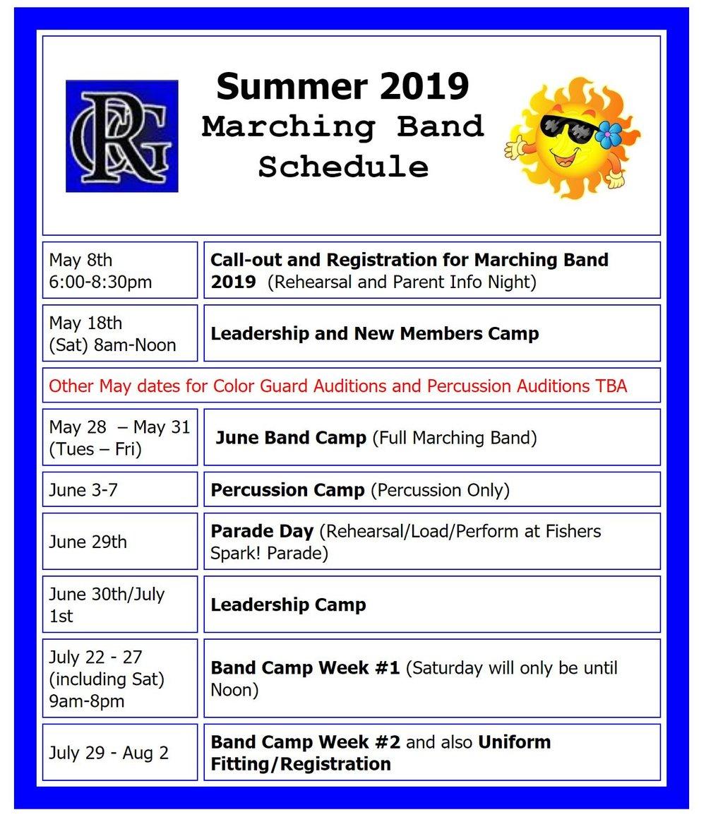 summer 2019 rcg schedule.JPG