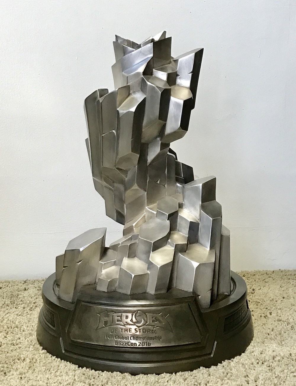 """Heroes of the Storm"" champions award"