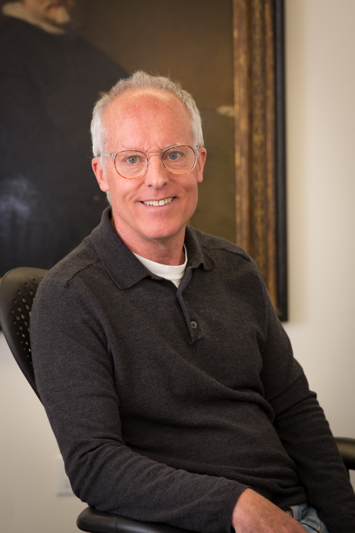 Ian Killips, President