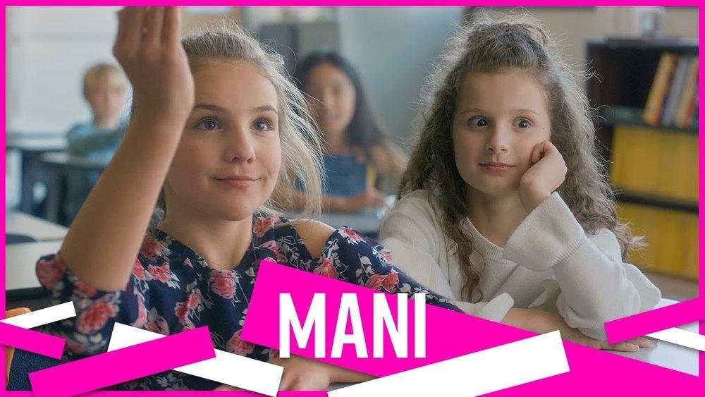 Mani - Seasons 1 and 2 -Starring Hayley LeBlanc