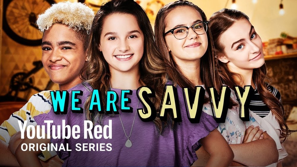 We Are Savvy - A YouTube Red OriginalAnnie, Tehya, Sarah, and Spencer are BIG fans of the internet. So when the world of all things weird, wacky, and wonderful becomes WAY too irresistible, they combine their talents to start a cool YouTube Red Originals show called We Are Savvy!