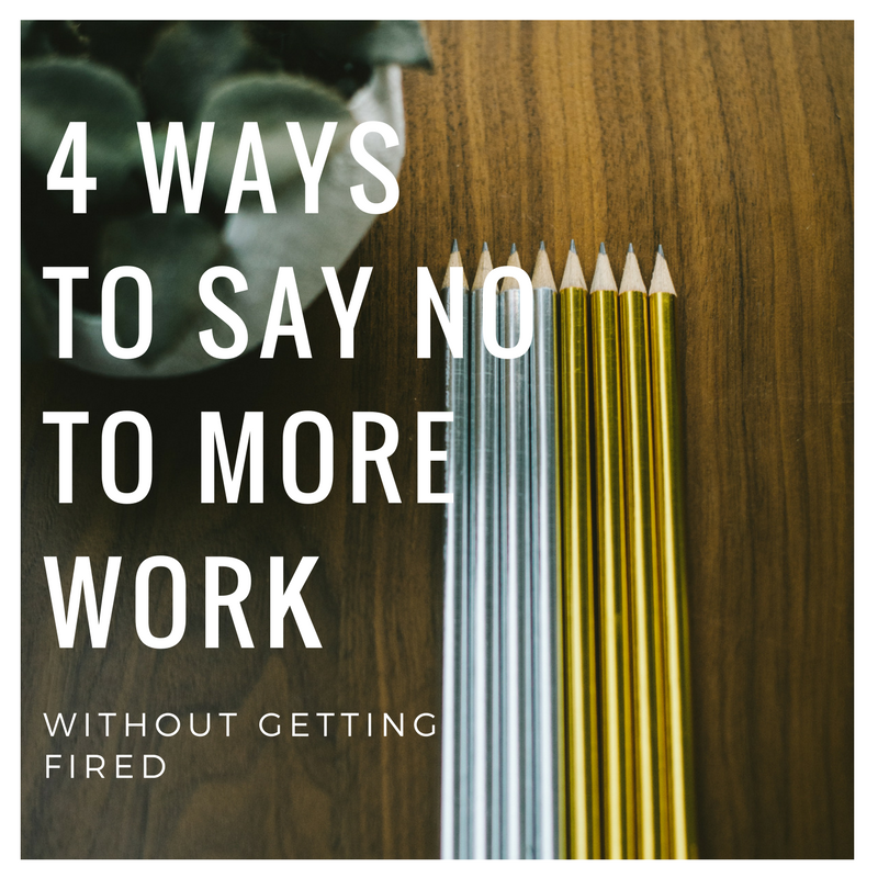 Know how to respond to your manager when you feel overwhelmed by your demanding workload.