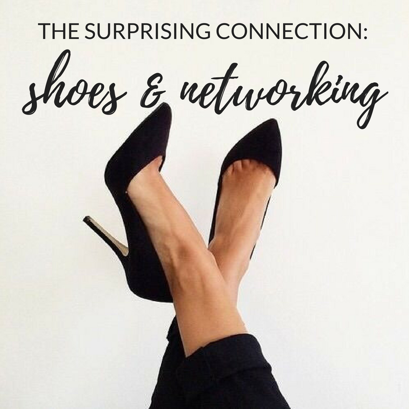 Networking skills are critical for your career success.