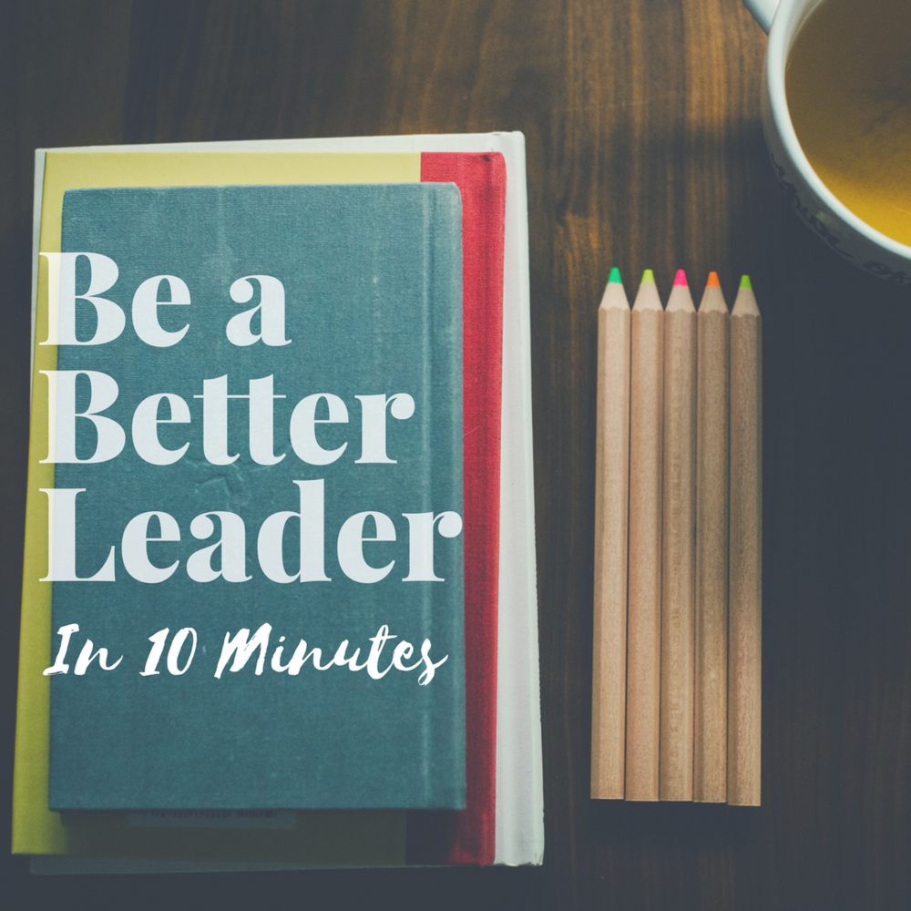 Titles don't make a leader. Demonstrate leadership behaviors now for career success.