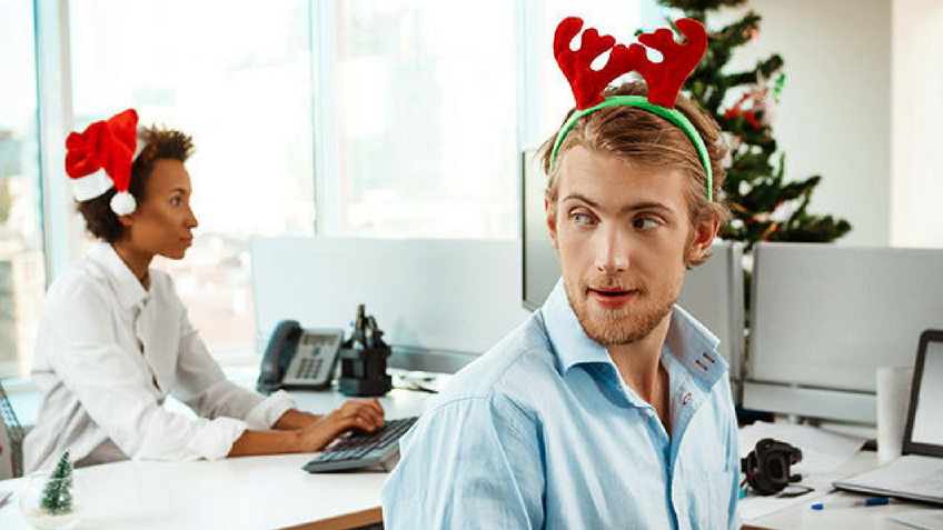 NCR Silver - How to Keep Your Office Secret Santa Party from Turning into a Disaster