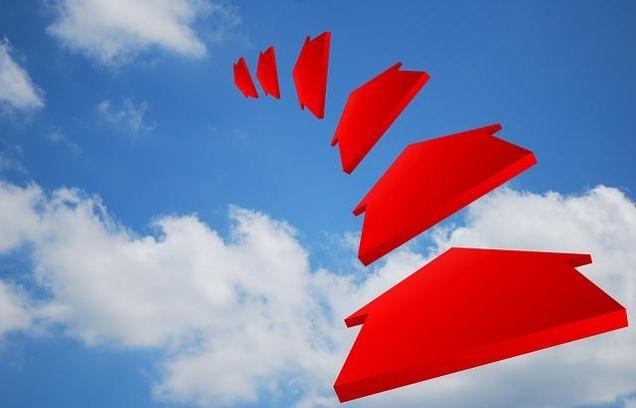 https://pixabay.com/en/air-arrow-chart-clouds-depth-3112258/