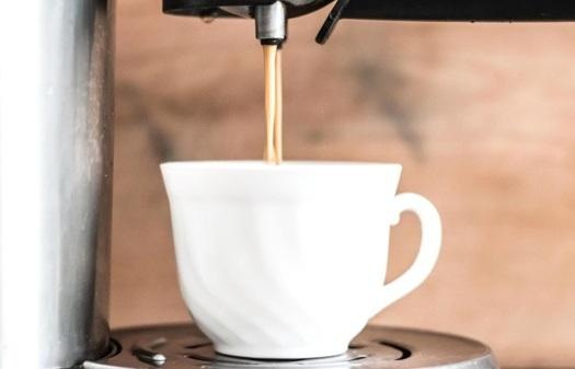 A coffee machine can boost team health
