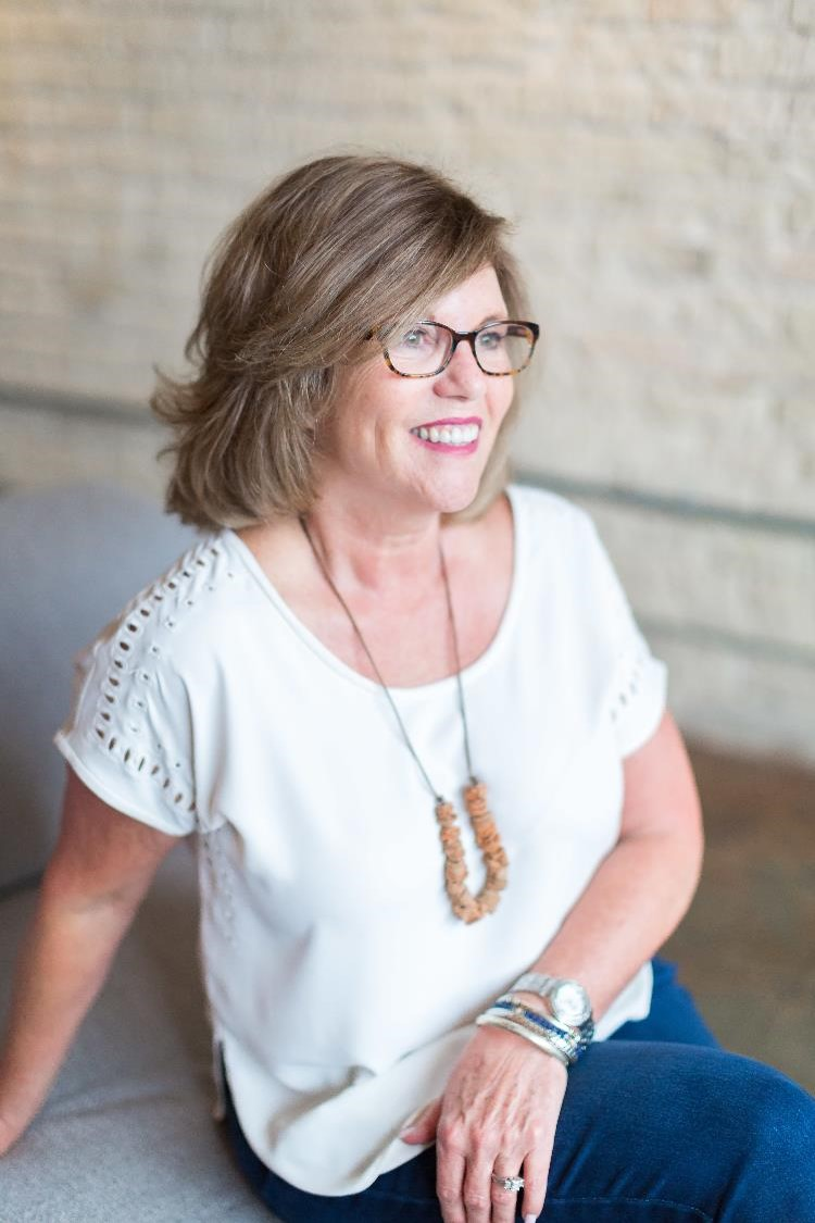 dory Wilson, Founder of Your Office Mom. PHOto: LACEY SEYMOUR PHOTOGRAPHY