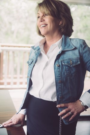 Dory Wilson launches Your Office Mom offering career advice and coaching for young professionals.  Photo Credit