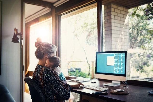 WorkSearch - 5 Tips That Will Make You Love Going Back to Work as a New Mom