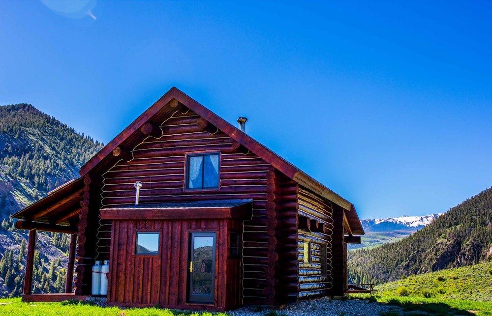 Blue River Cabin