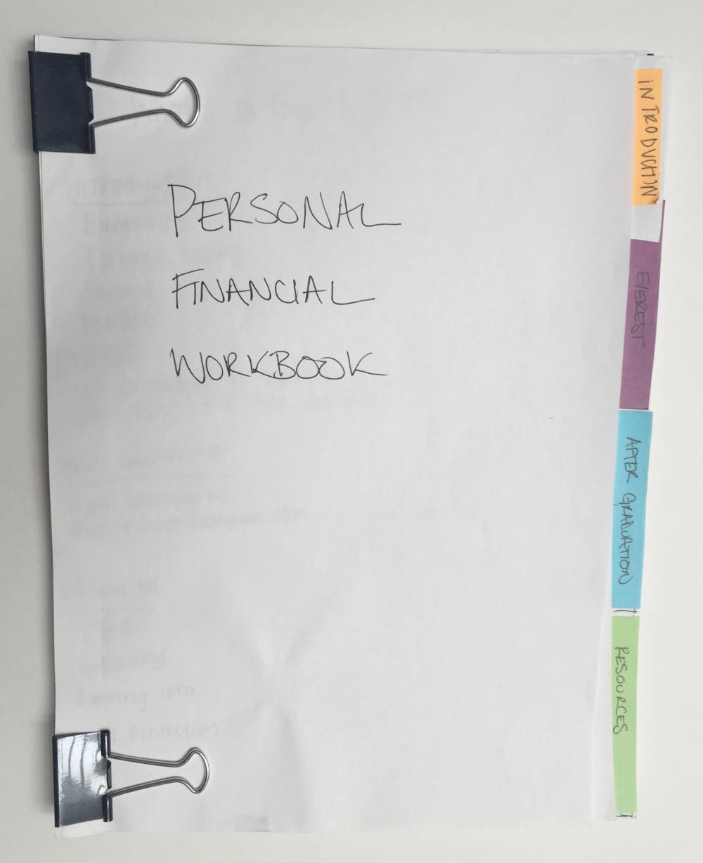 Initial paper prototype