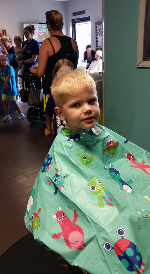 Green Bay Haircut Fundraiser Down Syndrome Association Of Wisconsin