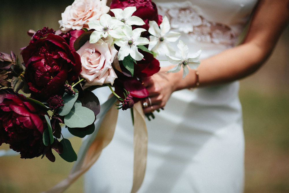 Bouquet by Bowerbird Atelier | Photo by Diana Rothery