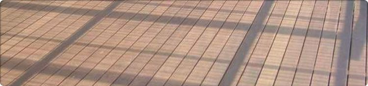 Grey Ironbark Decking Example