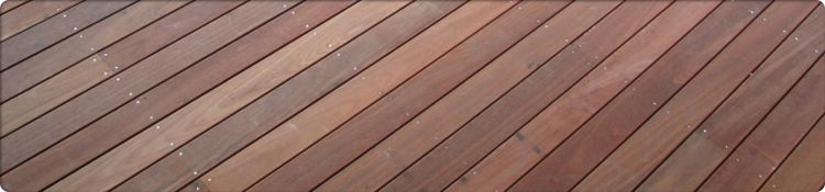 Jarrah Decking Example (dry)