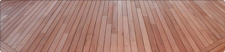 Karri Decking Example