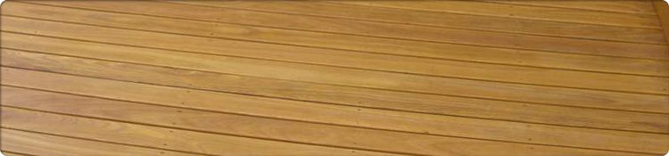 Tallowwood Decking Example