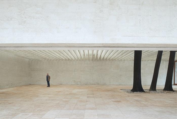 Nordic Pavilion in Venice by Sverre Fehn