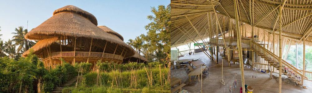 Green School, Bali, Indonesia