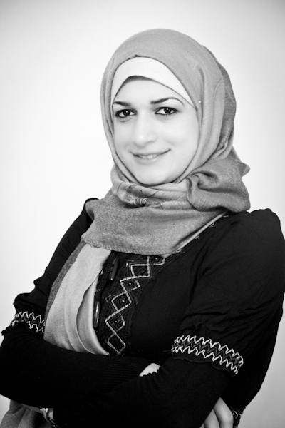 Amani Shnino is a young journalist working in radio and video in the Palestinian Territories.