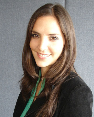 Rocío Muñoz,editor for the Ecuadorian multimedia broadcaster Multimedios106.