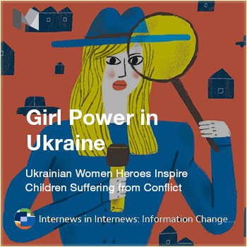 Girl Power in Ukraine