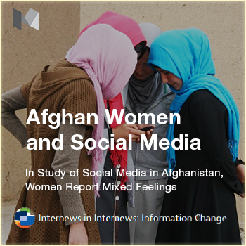 Afghan Women and Social Media