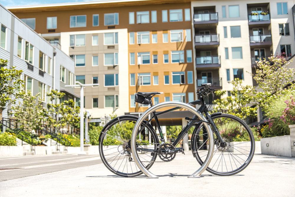 The Sol Bike Rack