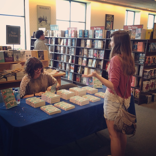 Wesley Chapel, FL, Barnes & Noble - June 6th, 2015