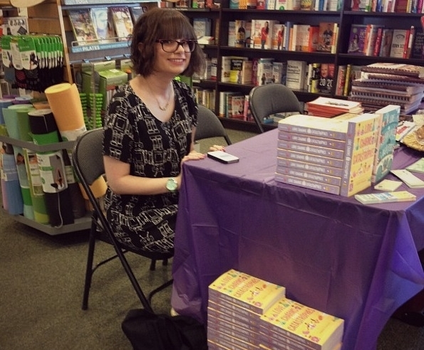 Wesley Chapel Barnes and Noble - May 21st, 2015