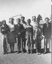 The Junior Sunday School Class 1950