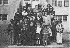 Kittredge Union Sunday School 1952