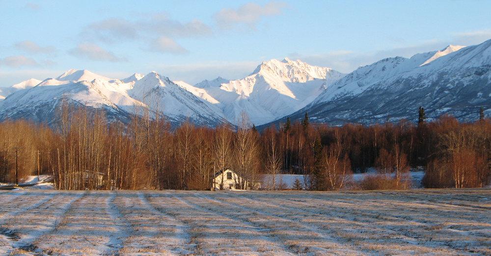 Earthworks Farm, Palmer Alaska