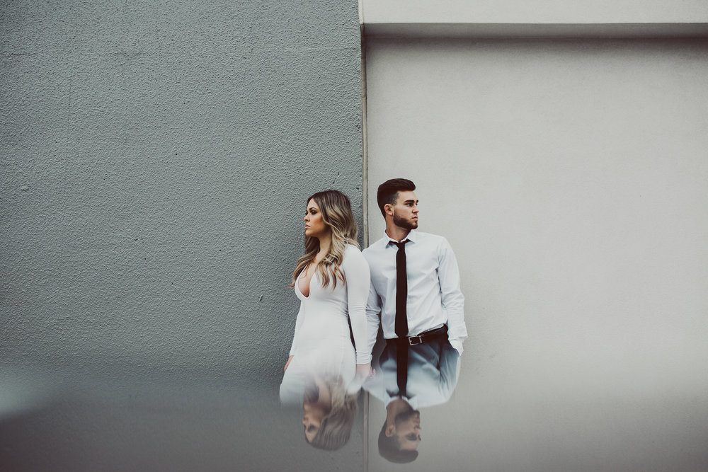 BODIE & VICTORIA //PHOENIX, AZ//ENGAGEMENT PORTRAITS//ARIZONA PHOTOGRAPHER//
