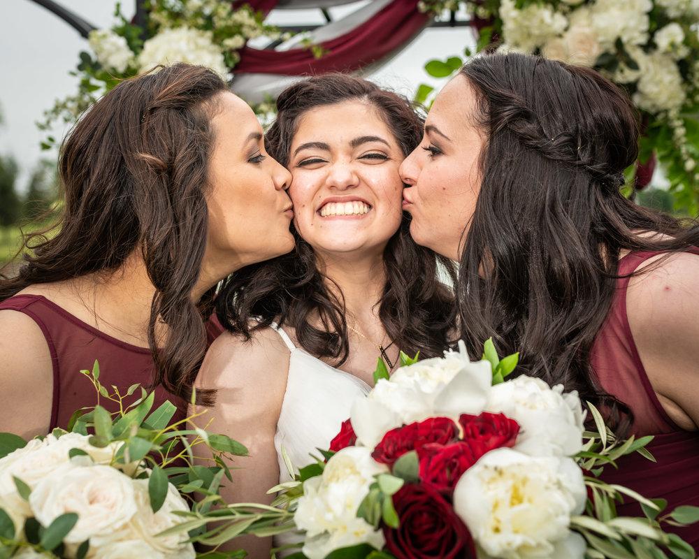 Bridesmaids Kiss Elizabeth.JPG