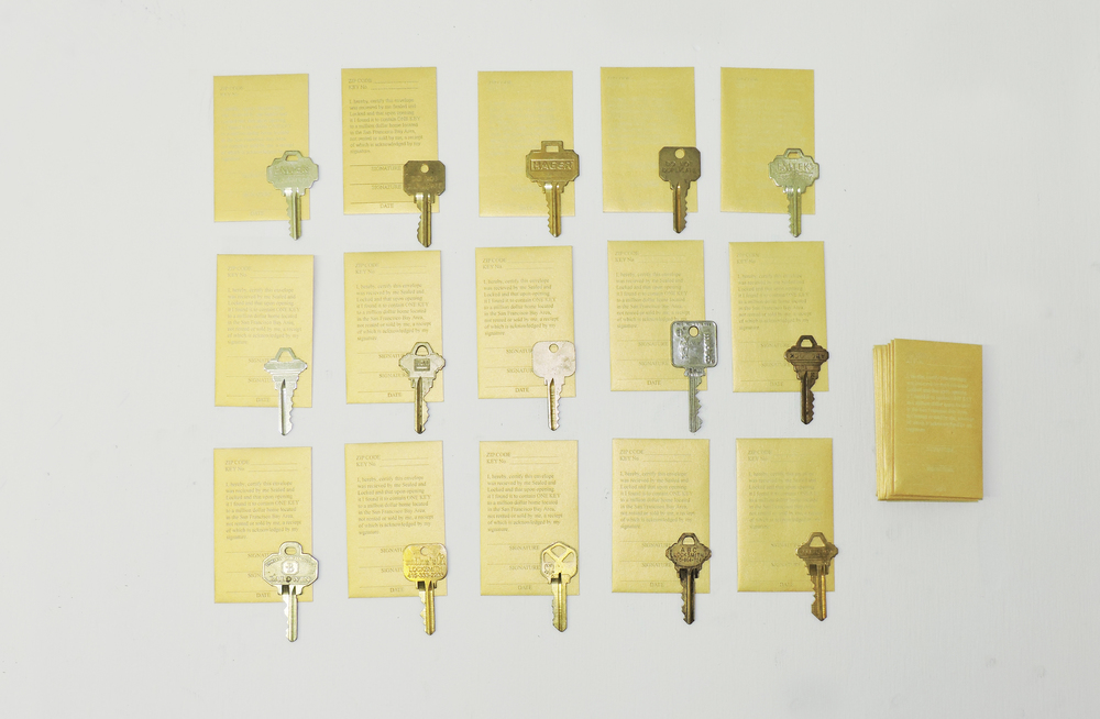 Key holder to a Million Dollar Home (ongoing)