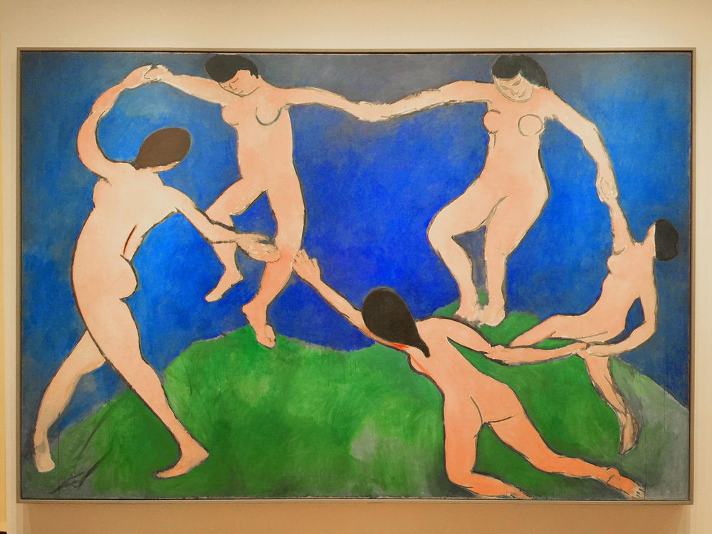 The Dance (I), Matisse, MOMA