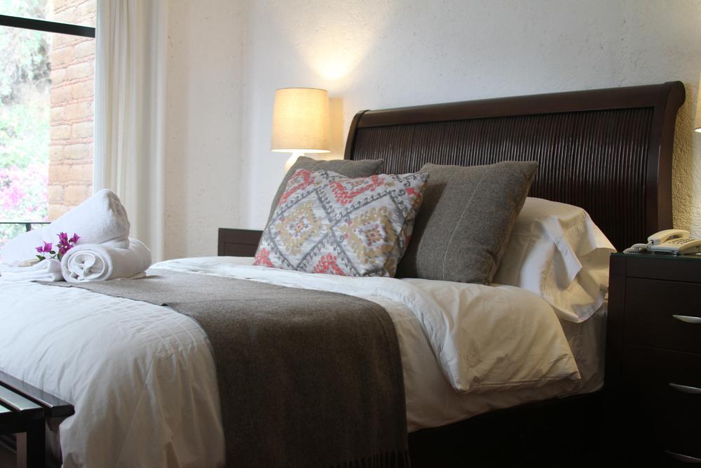 Ambar Room Malinalco Hotel