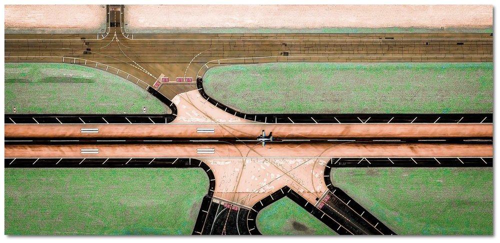 PALM SPRINGS AIR (PSP) - California, USA.