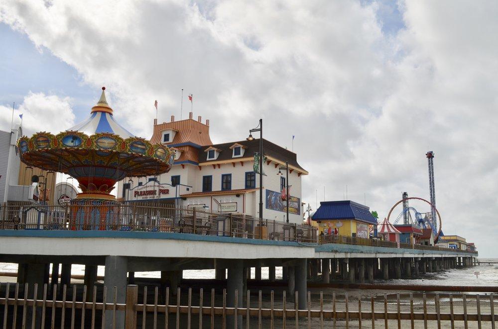 Pleasure Pier, Galveston, TX